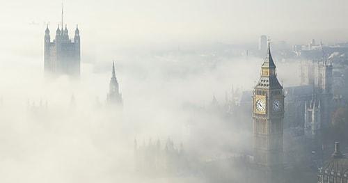 Sumuinen Lontoo