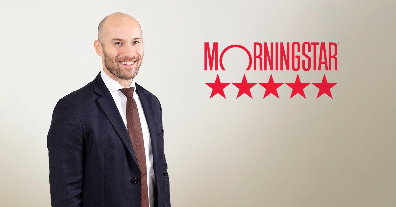 Santeri Korpinen, Sifter Fund 5 tähteä Morningstar