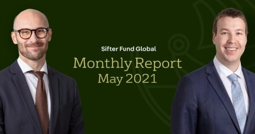 sifter fund monthly report may 2021 video