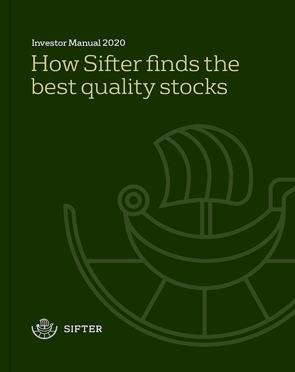 Sifter Investor Manual 2020